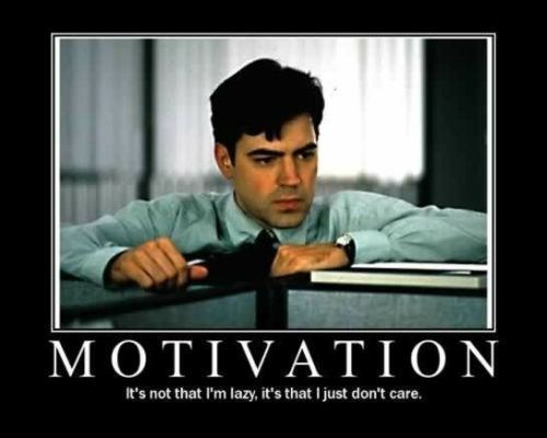 Struggling to motivate yourself?