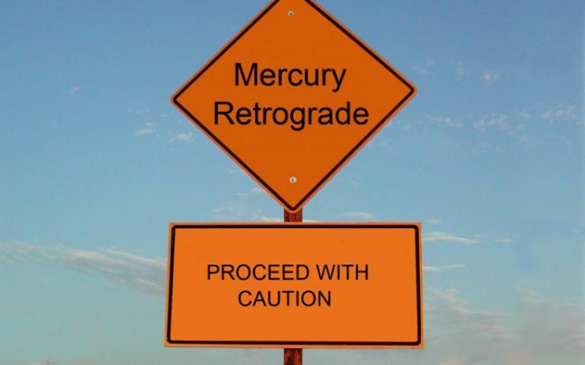 Mercury Retrograde April 9th 2017