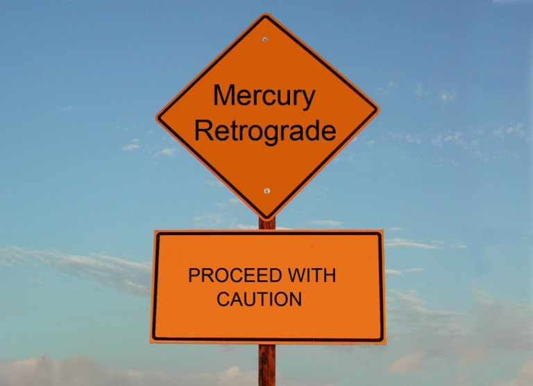Mercury Retrograde April 9th 2017