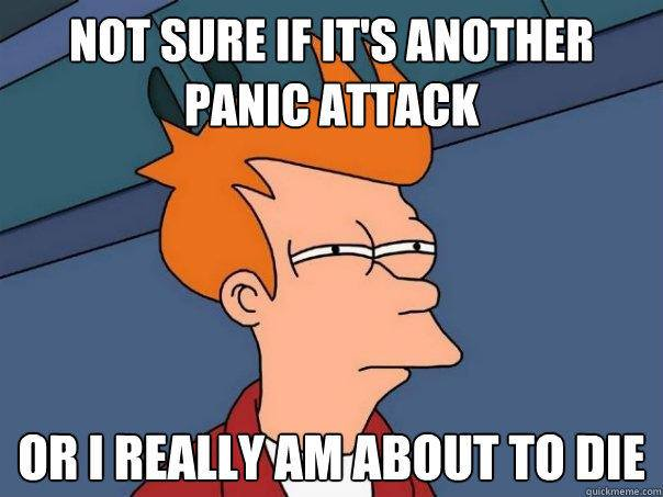 Panic Attacks How To Deal With Them