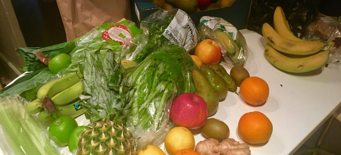Can you thrive on just fruits and vegetables?